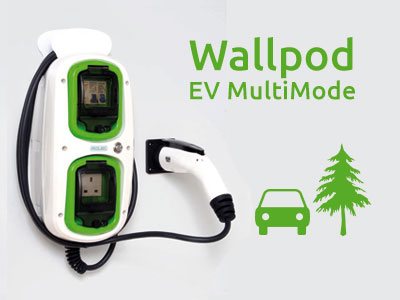 Wallpod EV MultiMode