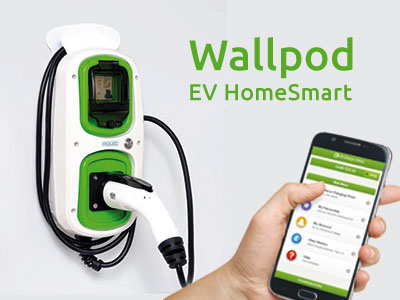 Wallpod EV HomeSmart